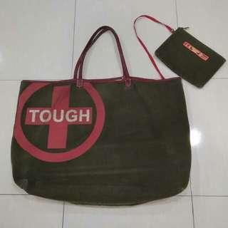 TOUGH Tote bag big saiz
