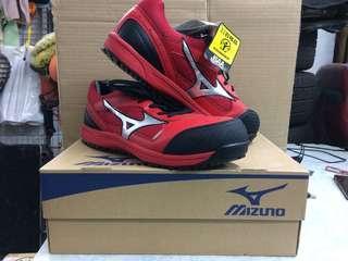 日本 MIZUNO 安全鞋 27cm