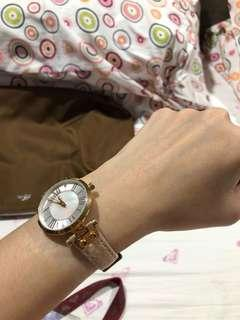 Women's dress watch - Nude Beige