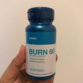 Fat Burner - Burn 60