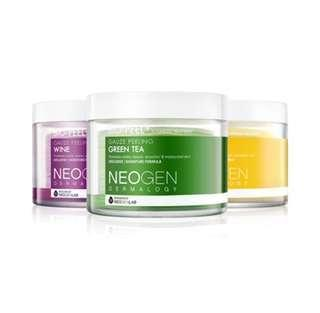 Neogen dermalogy Bio Peel Gauze lemon tea green tea pad - 30 pcs