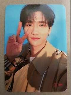 WTB MONSTA X 'THE CONNECT' I.M PHOTOCARD
