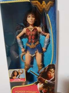 🚚 Wonder Woman Doll Battle Ready