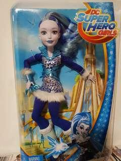 DC Super Hero Girls Frost Action Doll