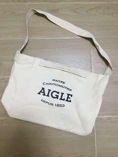 Aigle 帆布袋