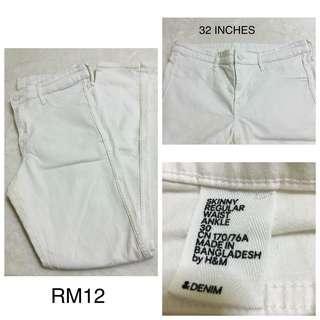 H&M/PANTS