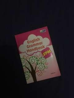 ILMU BAKTI ENGLISH GRAMMAR HANDBOOK SPM
