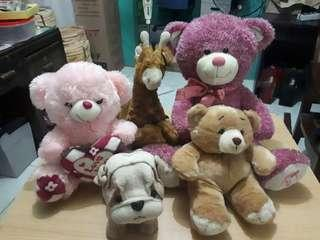Various Stuff Toy