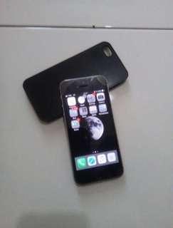 Jual Iphone 5s black 32gb fullset (NEGO)
