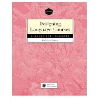 🚚 《Designing Language Courses: A Guide for Teachers》ISBN:083847909X│Heinle & Heinle│Graves, Kathleen│九成新