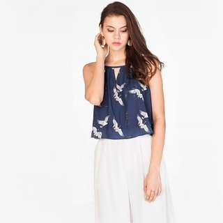 *55% OFF* BNWT The Closet Lover Kayla Top