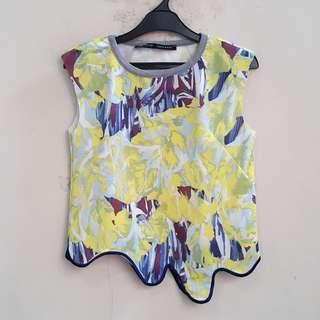 Zapa Abstract Top