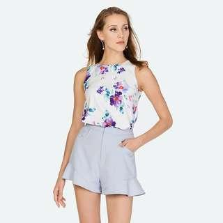 *55% OFF* BNWT The Closet Lover Janeen Floral Top