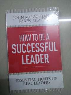 How to be a successful leader (SEALED)special offer