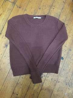 T by Alexander Wang knit - size small