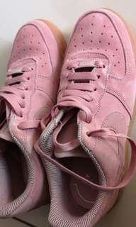authentic Nike pink edition