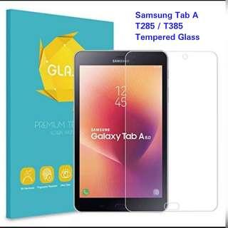 Samsung Tab A Tempered Glass