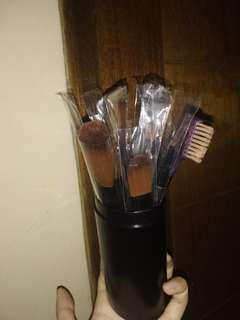 12 set brush makeup
