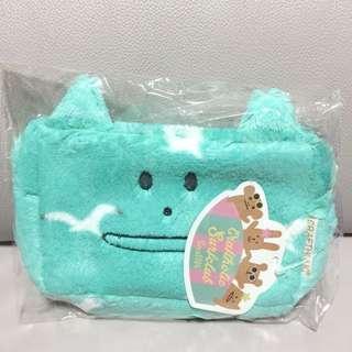 全新! Craftholic Pouch小袋 Tiffany Blue 淺綠色
