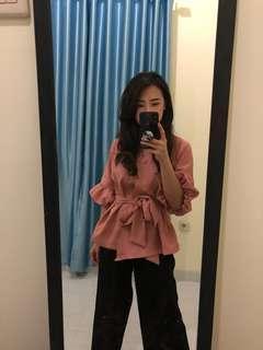 Alila top pink #mauiphonex