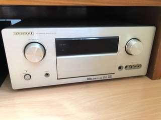 Marantz SR7500 AV amplifier