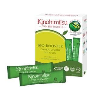 S$5 OFF for Kinohimitsu Bio Booster (2 boxes of 30 sachets)
