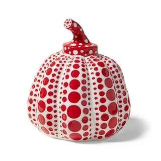 Yayoi Kusama Red Pumpkin 草間彌生 南瓜
