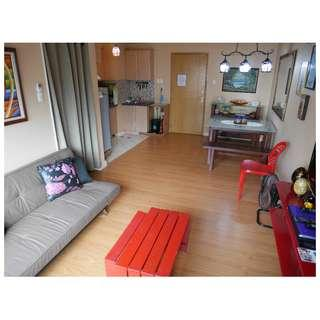 1BR Fully Furnished Condo Unit for rent at One Central Park Eastwood