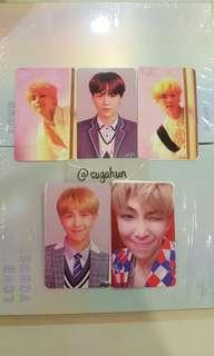 WTT/WTS BTS ANSWER PC