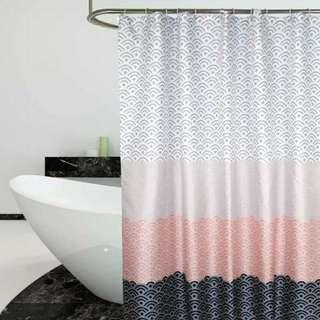 Shower Curtain in Fabric