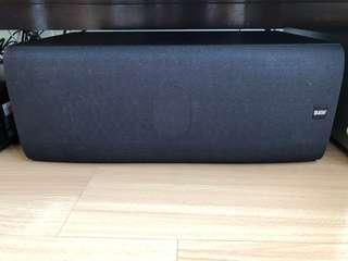 B&W LCR60 S3 中置喇叭 center speaker