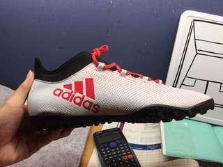 Adidas X techfit ( Soccer turf shoes)