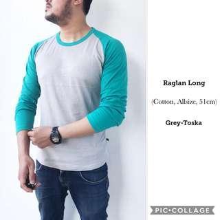 Raglan long