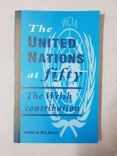 The United Nations at fifty: The Welsh Contribution (W.R Davies)