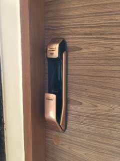 Samsung digital lock Korean model non hackable
