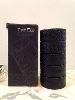 Tire Inspired Tumbler Repriced from 300