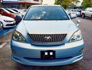 Toyota Harrier 2.4 AT