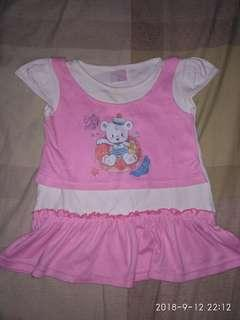 Dress bayi