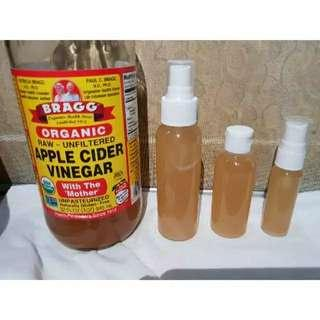 Cuka Apel Bragg