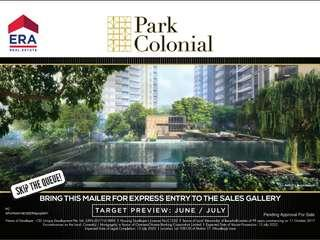 Park Colonial - Next To Woodleigh MRT