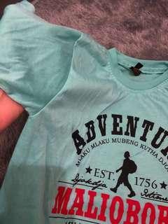 Tshirt jogja malioboro
