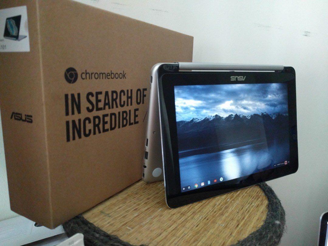 Asus 101P Chromebook Flip