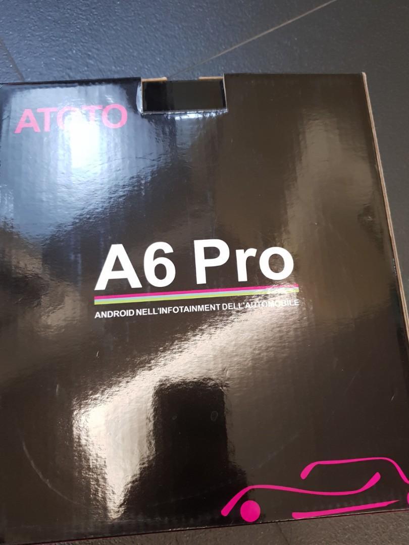 Atoto A6 Pro 7