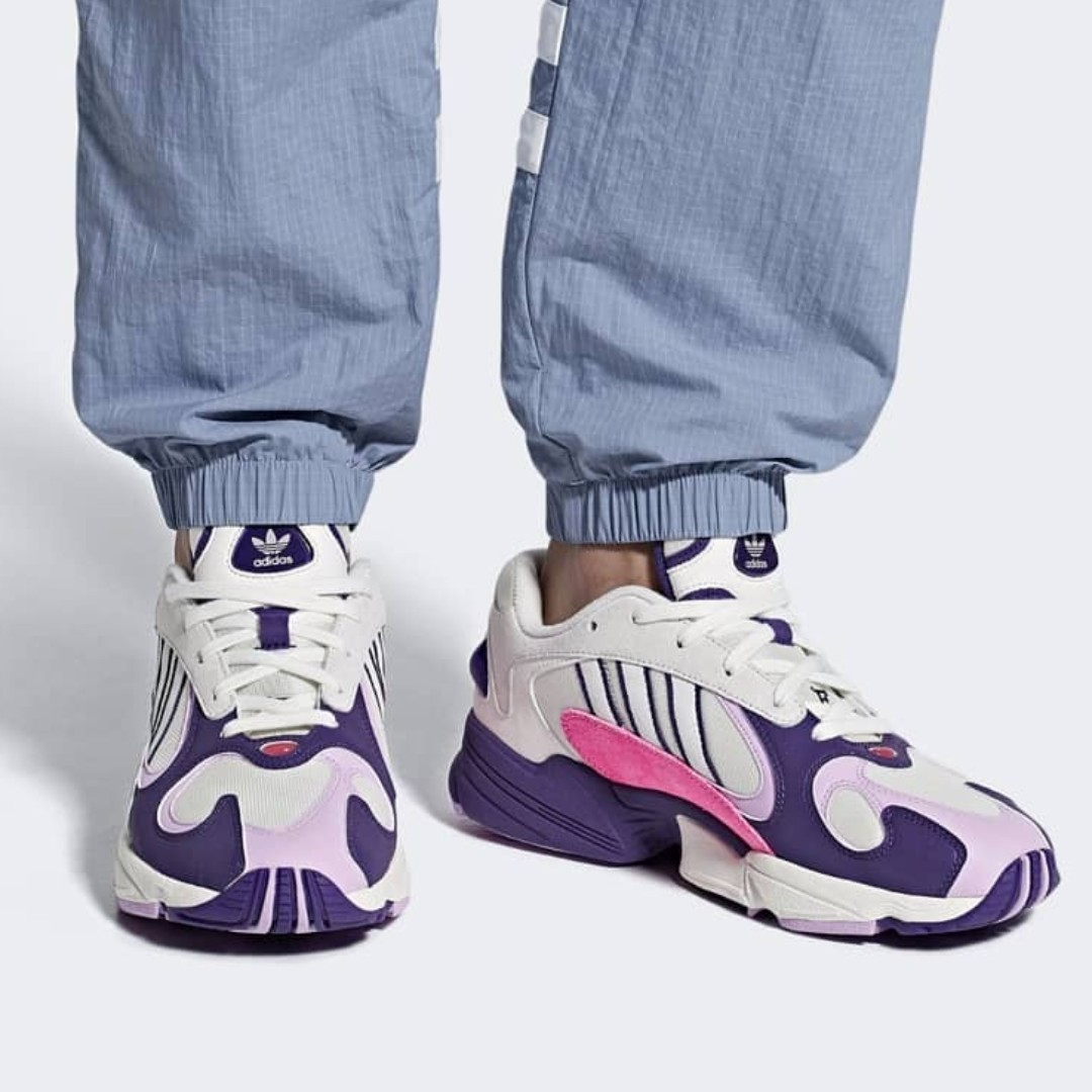 8a121ca0781 Authentic Adidas Dragon Ball Z Yung 1 Frieza