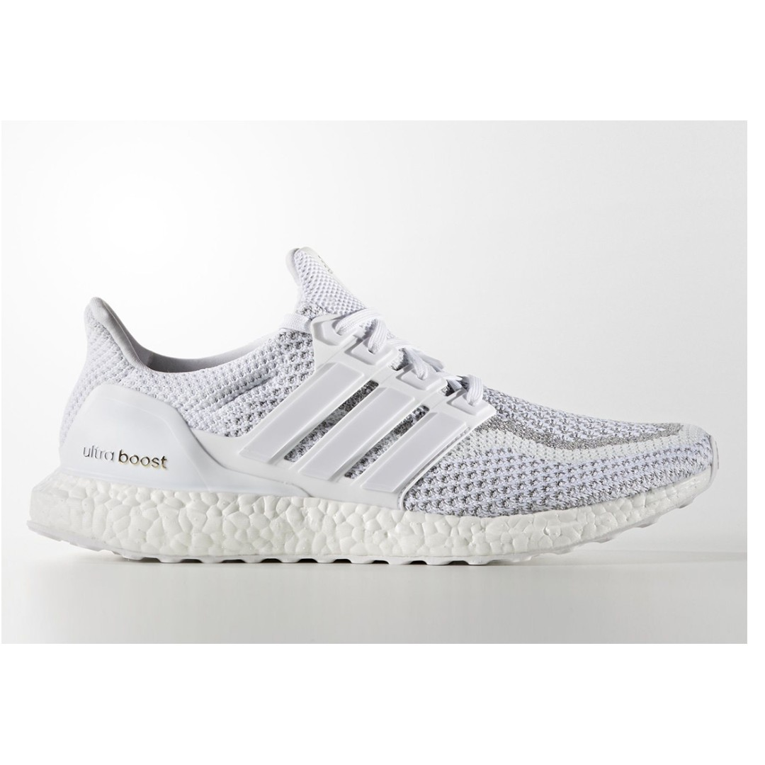 1dc8d1ee Authentic Adidas Ultraboost 2.0 Triple White