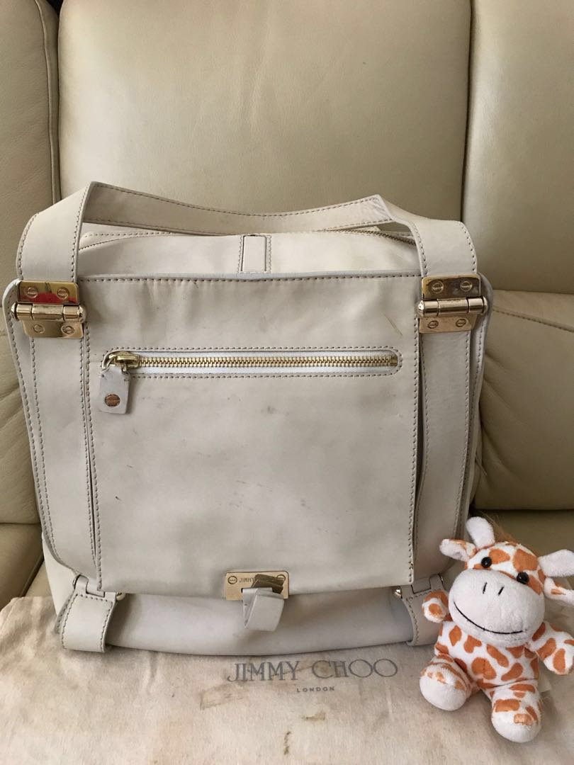 023eb0e3bb2 Authentic Full Leather Jimmy Choo Bag., Luxury, Bags & Wallets ...