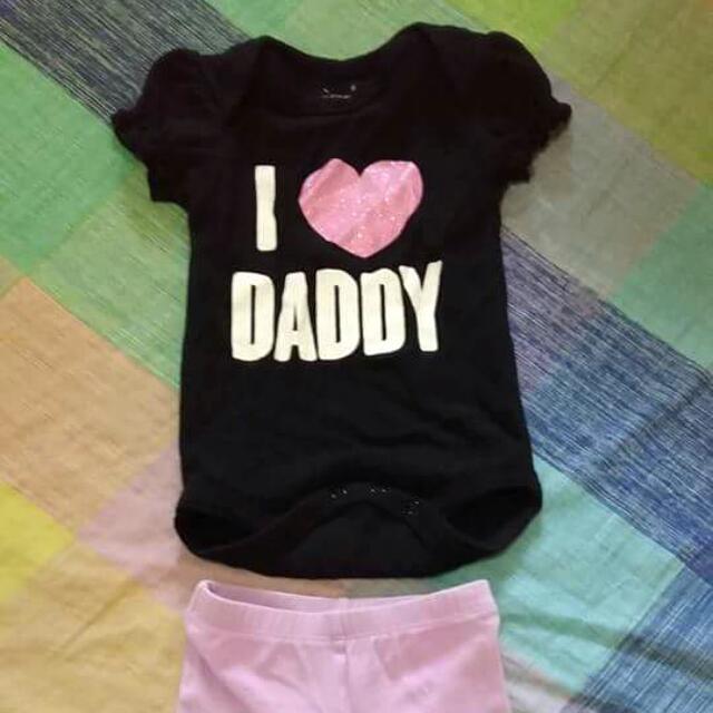 a103260da Baby Terno