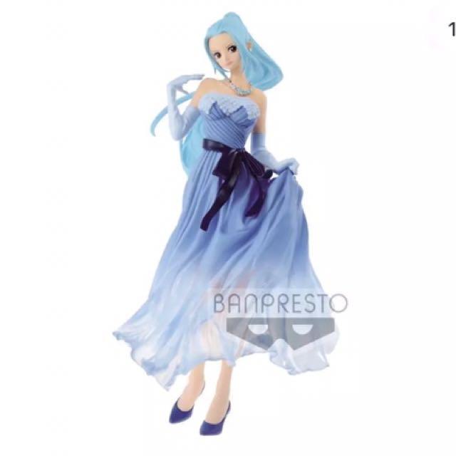 Banpresto One Piece Lady Edge Wedding Ver Princess Vivi Normal Colour 6b1750a44ca7