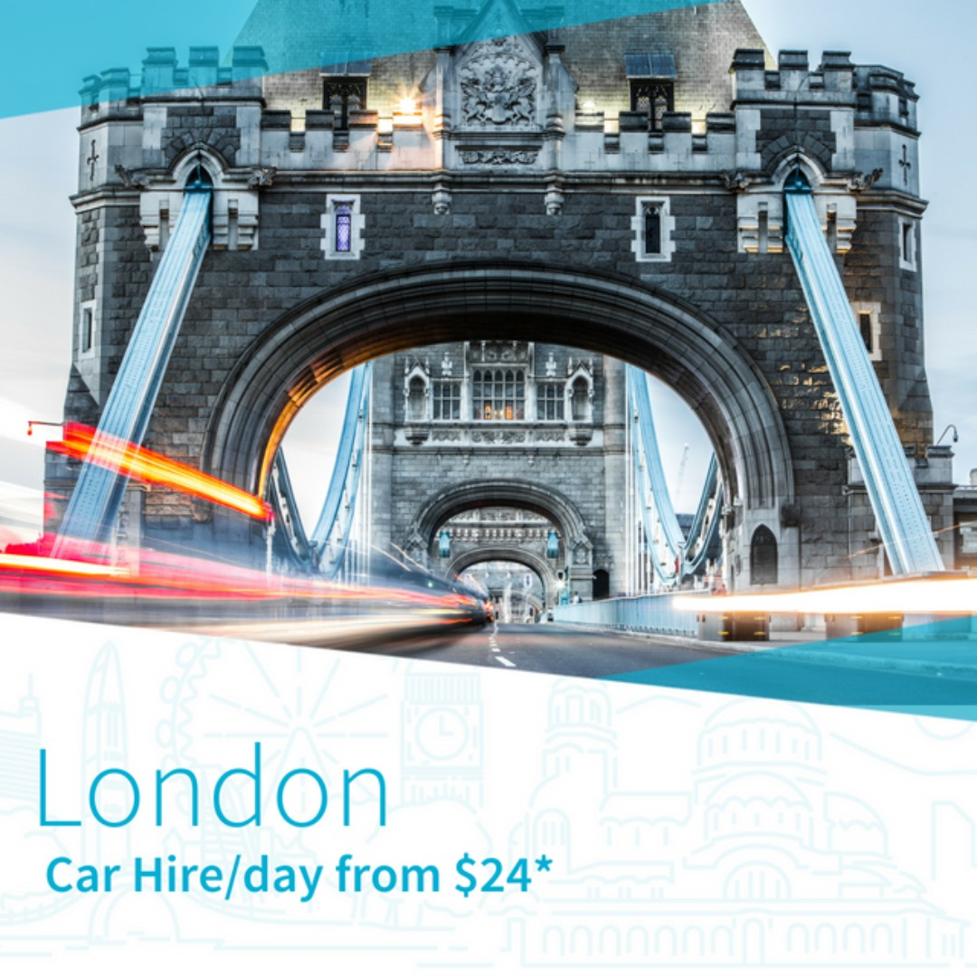 Car Hire in London