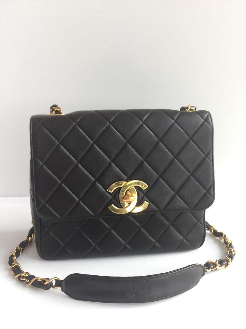 Chanel Vintage Big CC Sling Bag c013865932
